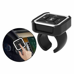 Bike Car Steering Wheel Bluetooth 5.0 Remote Control for IOS Android IPX4
