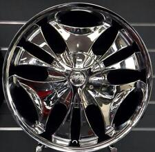 ANZ CLAW 18X8 CHROME WHEELS TO SUIT HOLDEN COMMODORE PRE VE
