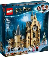 NEW  LEGO Harry Potter 75948 Hogwarts Clock Tower 3 Levels 6 Rooms 8 Minifigures