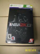 NBA 2K13 -- Dynasty Edition (Microsoft Xbox 360, 2012) New