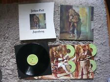 Jethro Tull Aqualung 40th Anniversary Collector's Edition Vinyl 2xCD DVD Blu-Ray