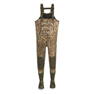 New Guide Gear Men's Insulated Hunting Chest Waders, 1,000-gram