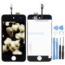 Black Replacement LCD Touch Screen Digitizer Assembly for iPod Touch 4 A1367 HK