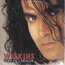 SOPA DE CARACOL - ATTREVIDO Y DESPEINADO # WILKINS