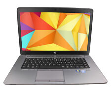 HP eltebook 850 G1 CORE I5-4300U 1,9GHz 4GB 500 GB 15,6 `` 1920X1080 W7 akku-def