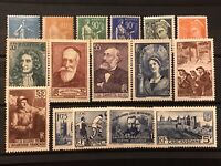 France 1938 Collection MH