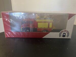 Alerte 0083 Man Ccr Sdis 83 Pompier 1/43