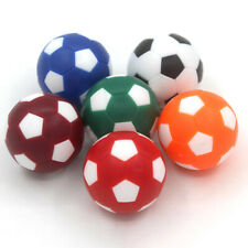 12pcs 32mm Foosball Balls Fussball Ball Replacement For Soccer Table Game Gift
