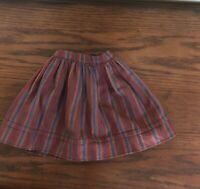 1994 American Girl Kirsten DIRNDL Pleasant Company Skirt Excellent Condition