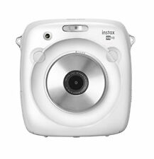 Fujifilm Instax Square Sq10 blanco Cámara Híbrido Instantánea digital