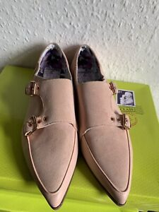 Ted Baker Nude Buckle Shoes