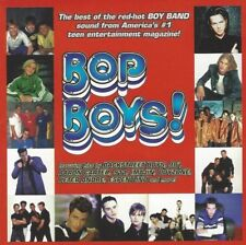 V/A Bop Boys! CD, Backstreet Boys, 911, 98°, Peter Andre, Aaron Carter a.m.m NEU