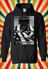 ASAP Rocky Long Live Funny Rap Cool Men Women Unisex Top Hoodie Sweatshirt 2
