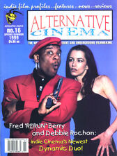 Alternative Cinema #16 Magazine 1999 Laughing Dead Brooks Elms Gary Whitson