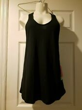 Zumba Wear Loose Fitting Racerback Tank  Womens Top Size Back to XL