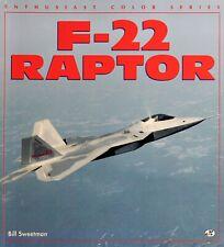 F-22 RAPTOR  (Lockheed-Martin/USAirForce/YF-23/F-15Eagle)