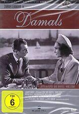 DVD NEU/OVP - Damals - Zarah Leander, Jutta von Alpen & Karl Martell