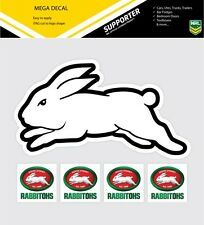 **NEW** NRL South Sydney Rabbitohs iTag Mega & Mini Decal Stickers Set