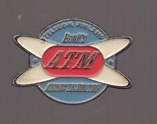 pin's Telecom Finland bonk's, ATM / Atomic Tele motion