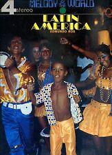 EDMUNDO ROS latin america JAPAN phase4stereo EX LP GATEFOLDSLEEVE