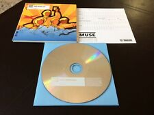 MUSE NEW BORN UK CD **NEAR MINT CONDITION**