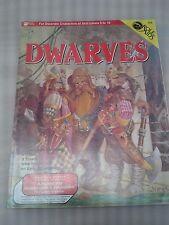 Role Aids: Dwarves