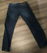 HUGO BOSS JEANS KANSAS SIZE 36 RARE USED BLUE JEANS GREAT CONDITION