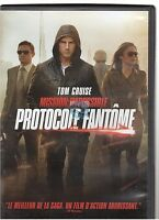 DVD MISSION IMPOSSIBLE - PROTOCOLE FANTOME tom cruise