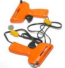 2 Aurora 1976 Turn Ons Blazin Brakes Slot Car Speed Controller Switch ORNGE BULK