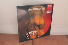 Marc Hurtado Alan Vega Sniper NEW SEALED vinyl LP RSD 2016