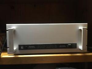 Perreaux PMF 2150B dual channel power amplifier excellent condition Powerhouse