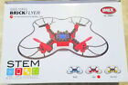 IMEX Brick Flyer Drone Quadcopter YELLOW Build & Fly FREE US SHIPPING (Lower 48)