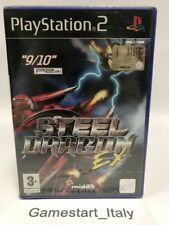 STEEL DRAGON EX - SONY PS2 - NUOVO SIGILLATO - NEW SEALED PAL VERSION - RARE