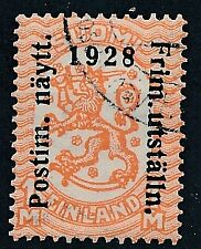 [560] Finland 1928 good old stamp very fine used