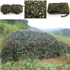 5m x 1.5m Camouflage Net Camo Netting Hunting Decoy Shooting Hide Army Shelter