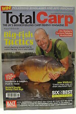 Total Carp Fishing Magazine. August, 2013. Big-Fish Tactics. Ready-Tied Rigs.