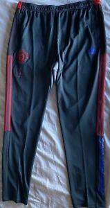 Adidas Manchester United Human Race 2020 Training Pants GK7723. Adult Sz: 2XL