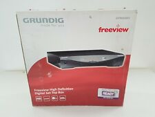 GRUNDIG DIGITAL SET TOP BOX FREEVIEW HDMI TUNER DVB RECEIVER TV USB GSTB4100FV
