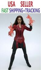 Custom made 1/6 Scarlet Witch action figure Avengers verycool hot figure toys