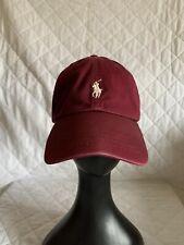 POLO RALPH LAUREN Baseball Cap Size Adjustable