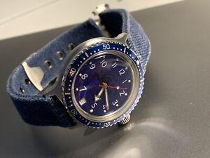 Vostok Amphibia 'Scuba Dude' Automatic Diving Watch
