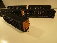 ATHEARN HO, Union Pacific,50' Thrall  High Sided  HOPPERS,10 different Roar #'s