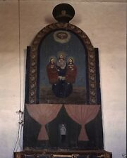 Holy Trinity Altar at San Jose de Gracia Church in New Mexico New 8x10 Photo