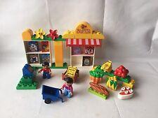 LEGO Duplo Supermarkt - wie Set 5604 - Legoville Supermarket - TOP!