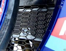 R&G RACING BLACK Oil Cooler Guard Suzuki GSXR 1000 2003-2008