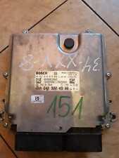 ECU ENGINE  MERCEDES A6409004900  0281018018