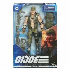 Hasbro  G.I. JOE CLASSIFIED 6 inch Gung Ho Action Figure