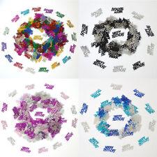 LK _ Joyeux Anniversaire lettres papier Fête tissu décoration de table Confetti
