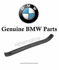 For BMW E39 5-Series Black Front Driver Left Door Sill Plate OES 51 47 8 178 119