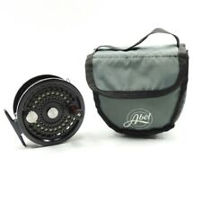 Abel Big Game 3 Fly Fishing Reel. Made in USA. W/ Case.